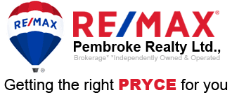 RE/MAX Pembroke Realty Ltd., Brokerage - Getting the right PRYCE for you