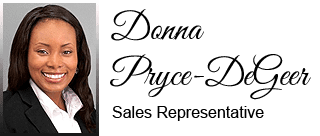 Donna Pryce-DeGeer